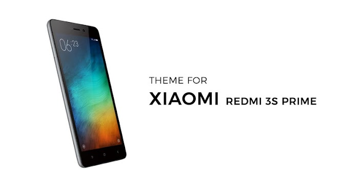 Theme - Xiaomi Redmi 3S Prime APK Latest Version Download - Free