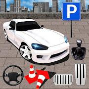 Muscle Car Drive Parking