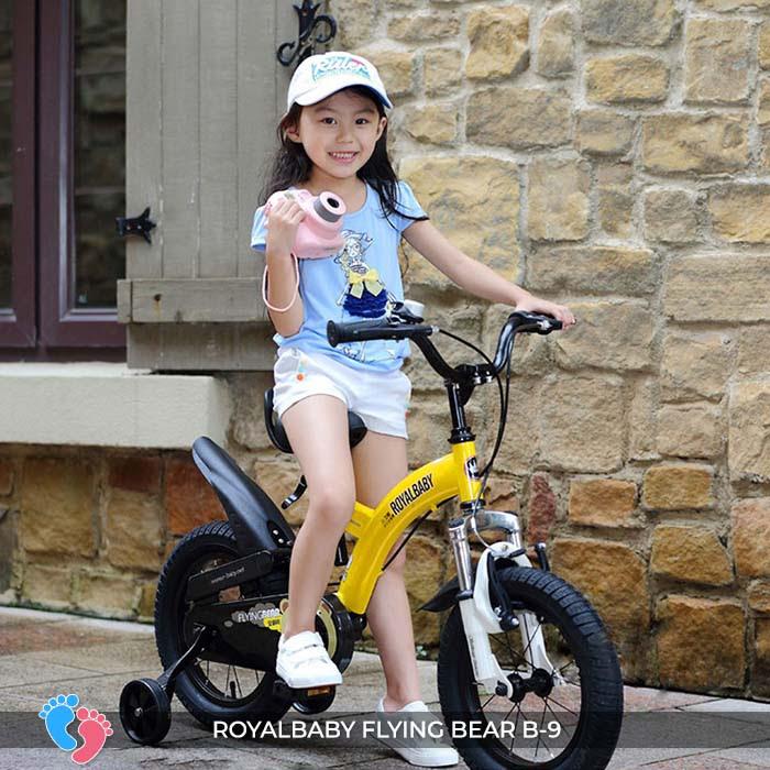 Xe đạp trẻ em Royal Baby Flying Bear b-9 8