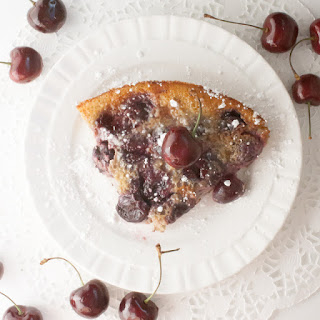 Cherry Clafouti with Lime Recipe