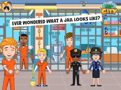 My City: Jail House Premium Apk [Paid for Free] 9