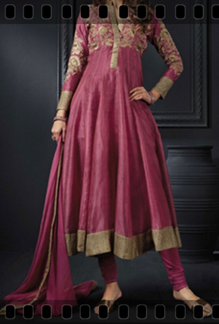 女性salwar沙丽克米兹风格