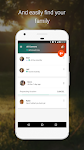 screenshot of Trusted Contacts