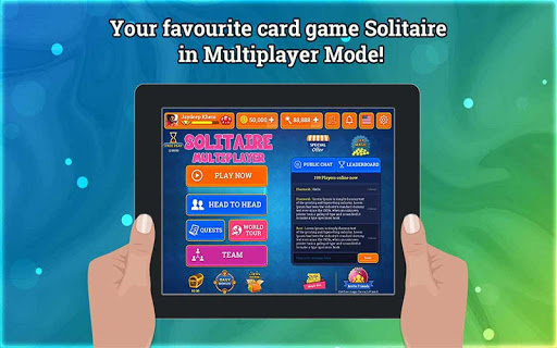 Solitaire Online - Free Multiplayer Card Game 4.8 screenshots 7