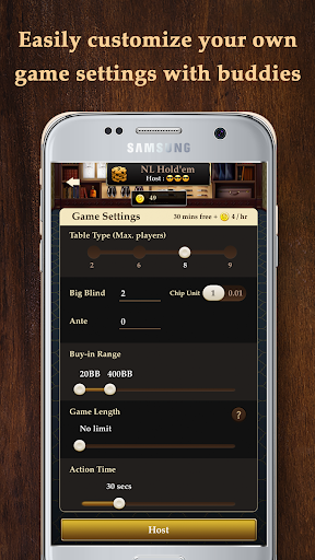 Pokerrrr 2 - Poker with Buddies 4.3.11 screenshots 5