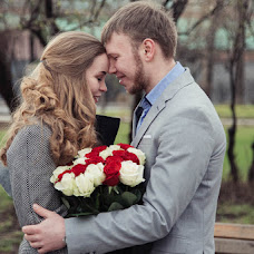 Wedding photographer Aleksandra Ponomarenko (Vnebesolnce). Photo of 13.05.2016
