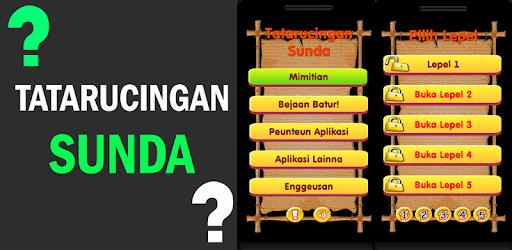 Game Tatarucingan Urang Sunda