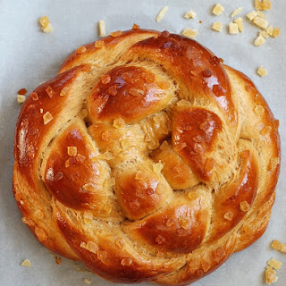 Gingerbread Challah