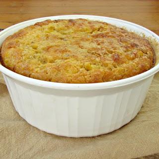 Chipotle Corn Souffle
