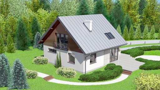 projekt Dom przy Cyprysowej 3