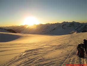 Photo: IMG_2364 ecco la potenza del sole, ci scaldera, forse