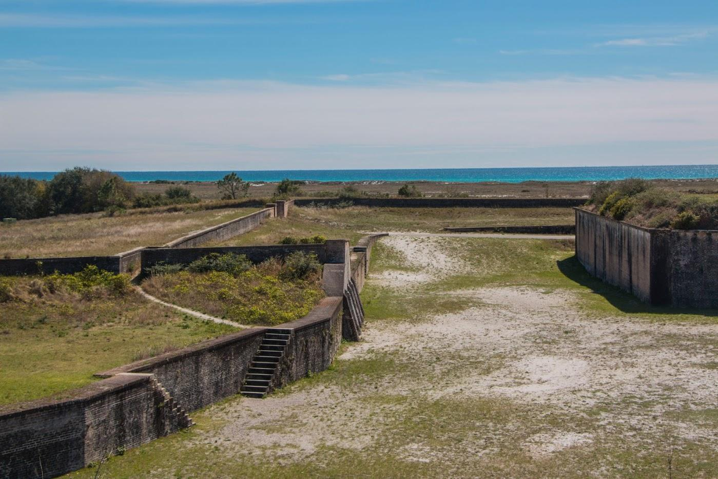 Fort Pickens near Inspire Apartments in Pensacola