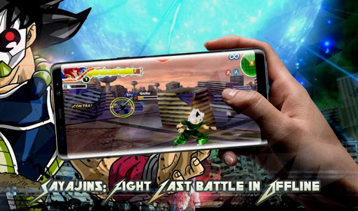 Last Battle: Sayajins Heroes  captures d'u00e9cran 2
