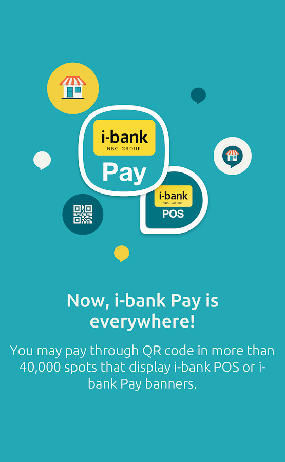 i-bank Pay- screenshot