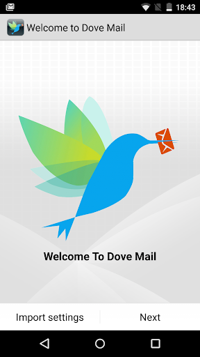 Dove Mail