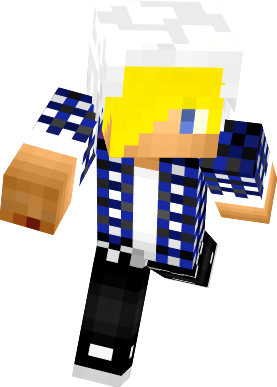Teenager Nastolatek Blond Blondyn Nova Skin