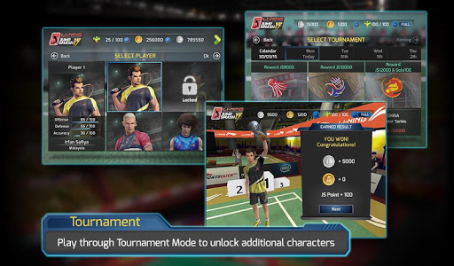 LiNing Jump Smash 15 Badminton 1.3.10 screenshots 19