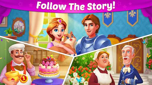 Castle Story: Puzzle & Choice  screenshots 4
