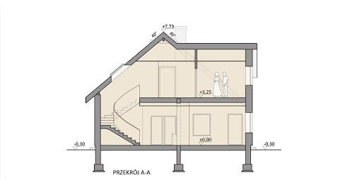 AJR 15 A1 - Przekrój