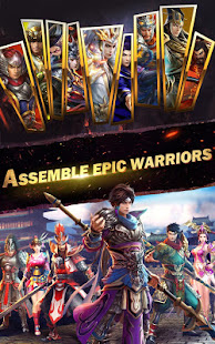 Mod Game Dynasty Legends Global for Android