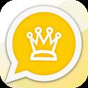 وتس التاج الذهبي المطور Plus 2021 icon