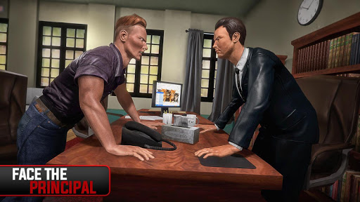 Mafia of High School: Bully Game  screenshots EasyGameCheats.pro 2