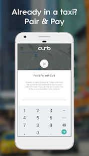 Curb - The Taxi App- screenshot thumbnail