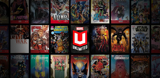 Marvel Unlimited - Apps on Google Play