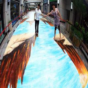 Floor Art 3D - náhled