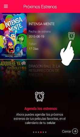 Cinemex 2.0.6 screenshot 236960