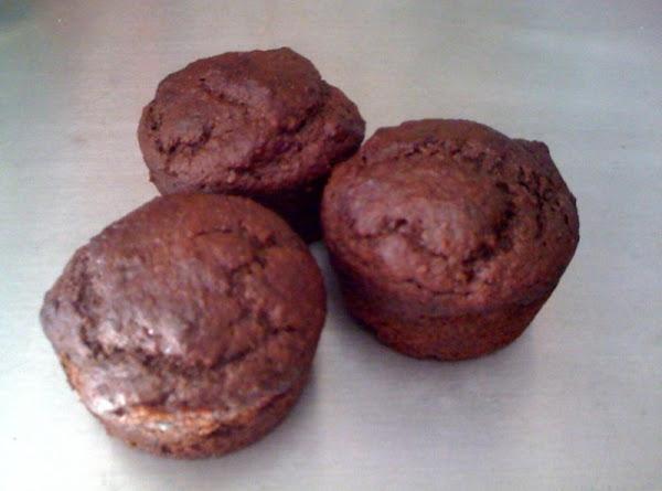 Chocolate Mint Muffins Recipe