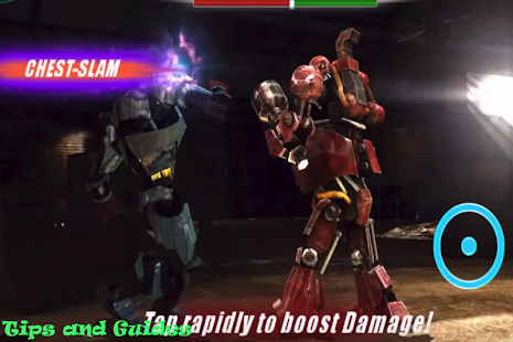 Tip for Real Steel World Robot Boxing - náhled