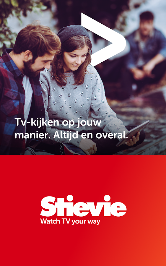 Stievie- screenshot