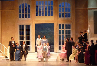Photo: Dress Rehearsal, The Sound of Music