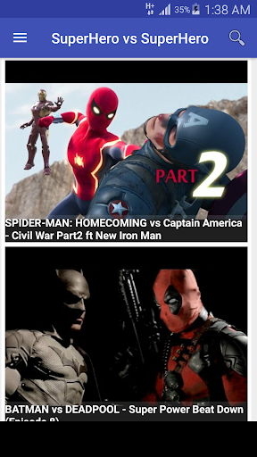 SuperHero VS SuperHero for PC
