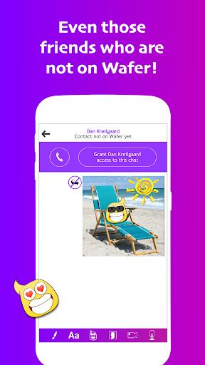 玩免費社交APP|下載Wafer app不用錢|硬是要APP