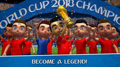 Football World Cup - Football Kids screenshots 1