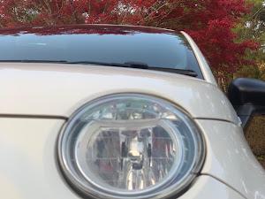 フィアット500 (ハッチバック)  2014年式 500Sのカスタム事例画像 C坊やさんの2020年10月31日17:36の投稿
