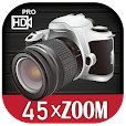 Real DSLR 45x HD Zoom Camera file APK for Gaming PC/PS3/PS4 Smart TV