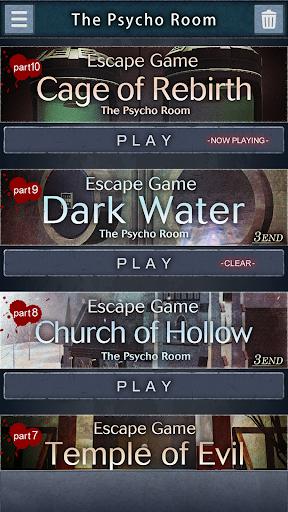 Escape Game - The Psycho Room 1.5.0 screenshots 1