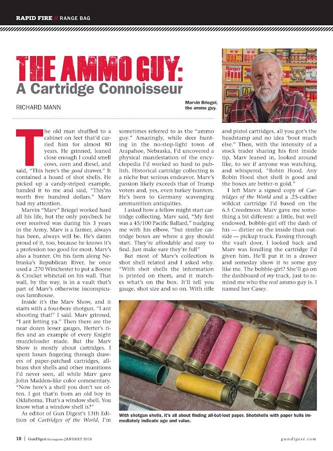Gun Digest The Magazine- screenshot