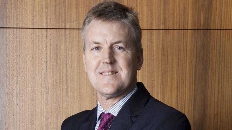 Stephen van Coller was appointed EOH Group CEO in July last year.