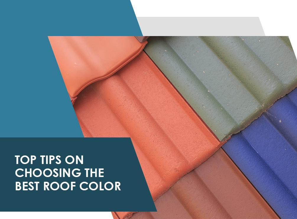 Top tips on choosing the best roof color for Best roof color