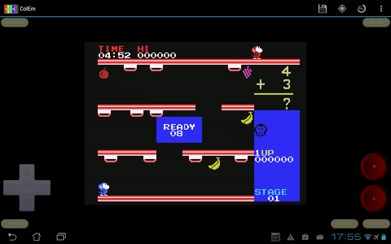 ColEm Deluxe - Complete ColecoVision Emulator Screenshot 6