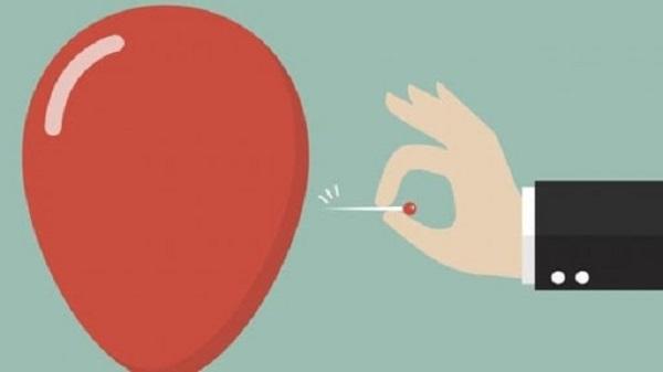 Đẩy lùi hiện tượng bong bóng diễn ra hiện nay