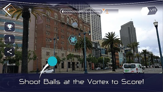 Vortex Ball- screenshot thumbnail