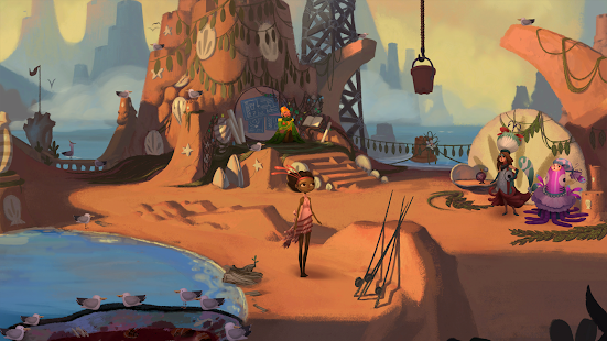 Broken Age- screenshot thumbnail