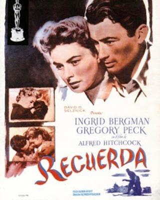 Recuerda (1945, Alfred Hitchcock)