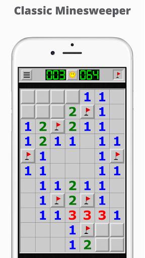 Minesweeper Classic - Mines Landmine Game  screenshots 1