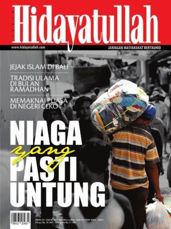 Hidayatullah Edisi Jun 2017